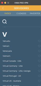 HideMyAss Venezuela