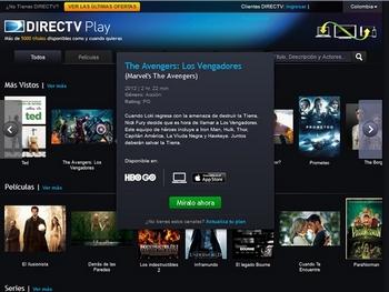 Cómo desbloquear DirecTV Play<br />(ver desde el extranjero)