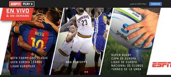 Cómo desbloquear ESPN Play (ver desde el extranjero)