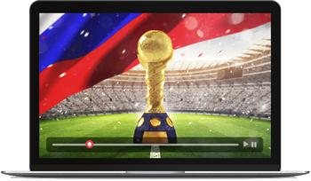 Ver el Mundial de Rusia 2018 en streaming desde el extranjero con VyprVPN (-40%)