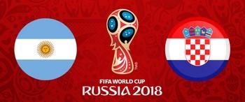 Dónde y cómo ver Argentina - Croacia en directo en streaming (Mundial Rusia 2018)