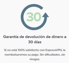 ExpressVPN - Reembolso