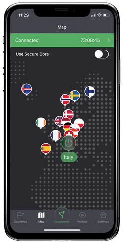 ProtonVPN - iOS