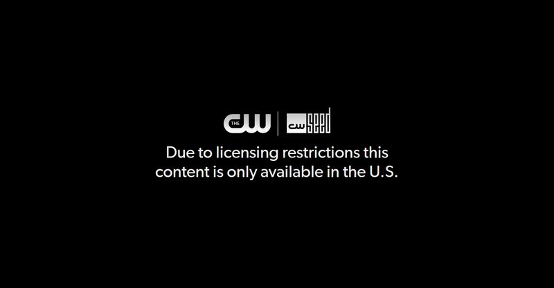 Cómo ver The CW online en el extranjero