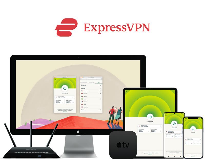 ExpressVPN - Dispositivos