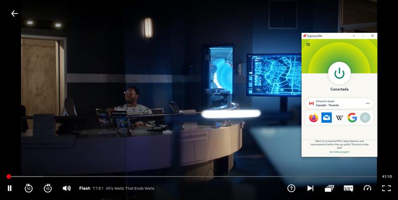 The Flash Temporada 7 en Netflix